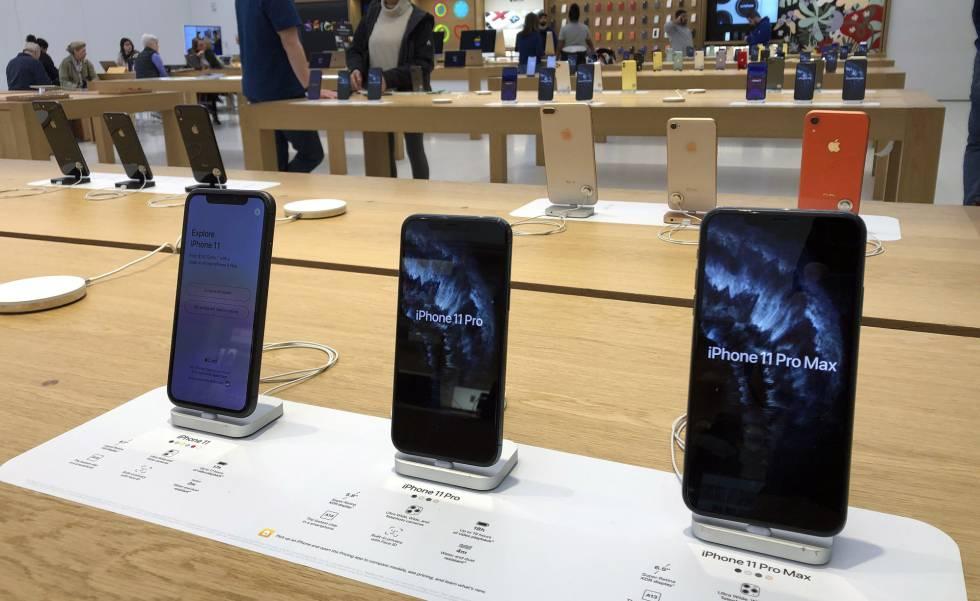 pièces détachées iphone 3G à 11 Pro